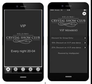 Crystal-VIP-mobile-app